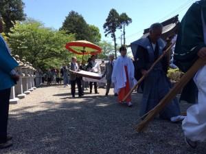 神田神社5月5日祭り1