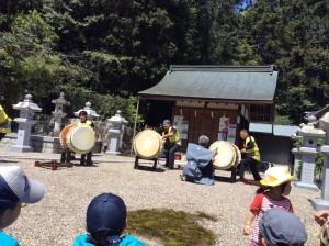 神田神社5月5日祭り2