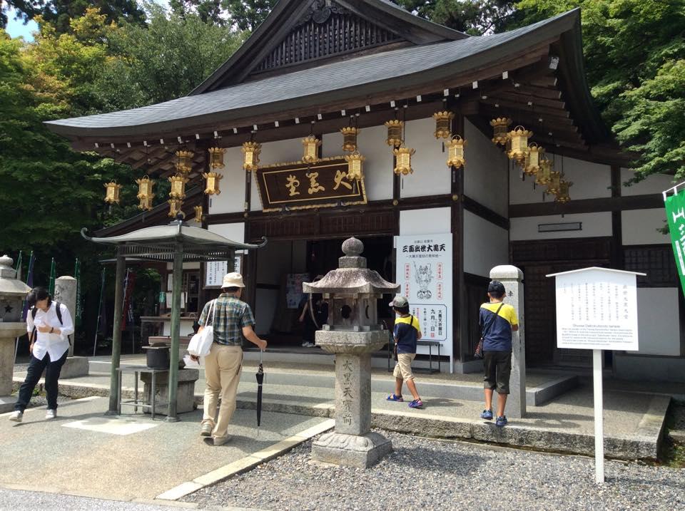 比叡山大黒堂1