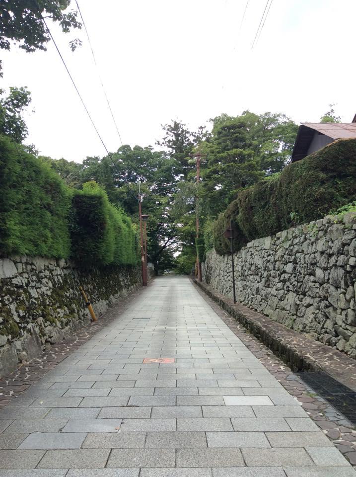 坂本の町並み3