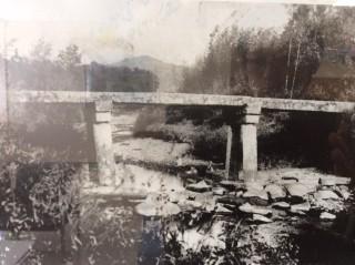 真野の宿の橋